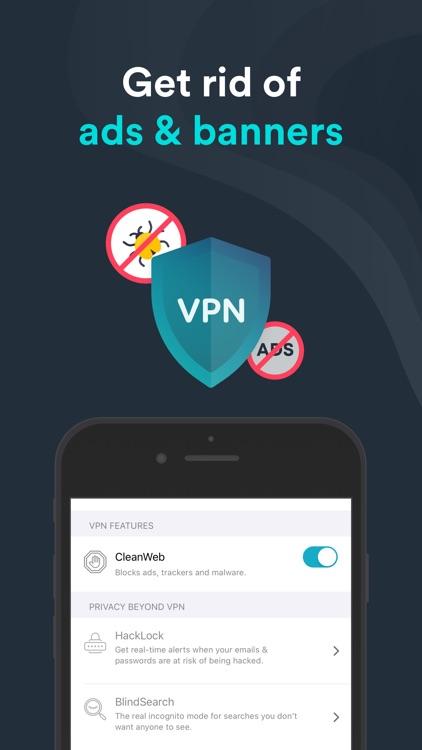 Surfshark VPN - Secure Mobile