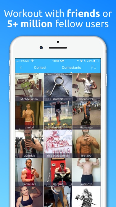 Download JEFIT Strength Training Guide for Pc