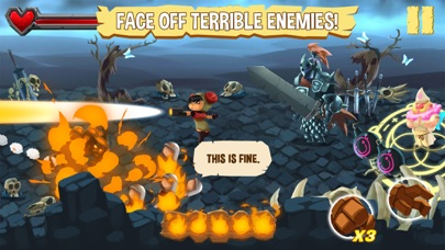 Golem Rage Screenshot 6