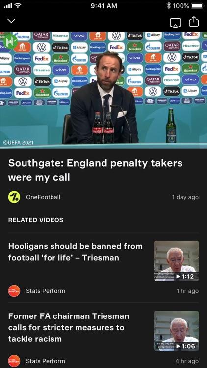 OneFootball - Soccer News screenshot-5