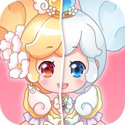 小花仙守护天使——公主少女养成换装游戏