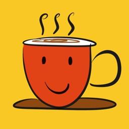 Coffee Mood Stickers