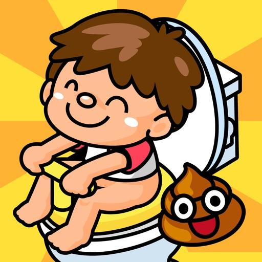 楽しくできる!トイレトレーニング