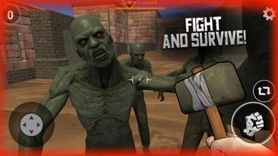 Way To Survival: Zombie Rush screenshot 2