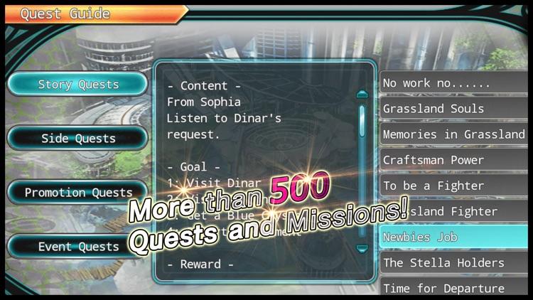 MMORPG Stellacept Online screenshot-4
