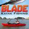 App Icon for Blade Kayak Fishing Journal App in Nigeria IOS App Store