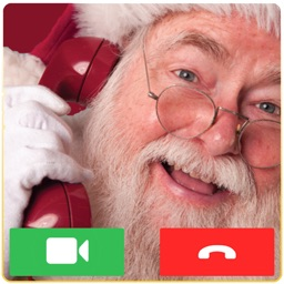 Santa Claus Fake Video Call