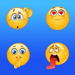 Emoji keyboard &cute emoticons