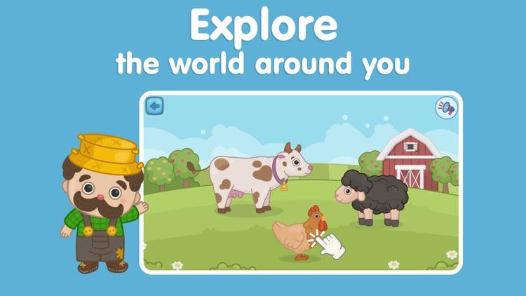 Kids games - Bimi Boo Academy screenshot-7