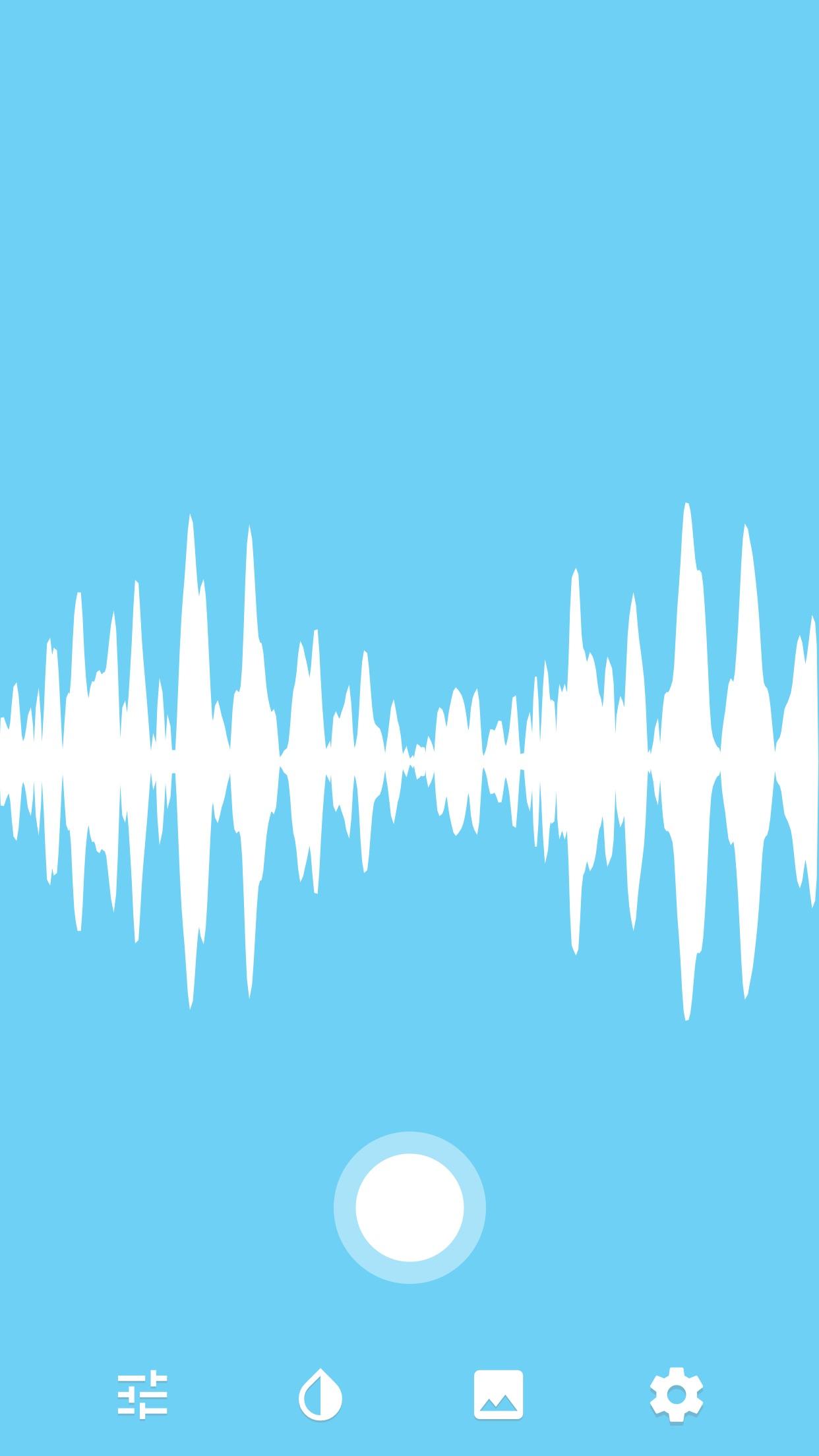 Screenshot do app Audiom - Audio in Insta Story