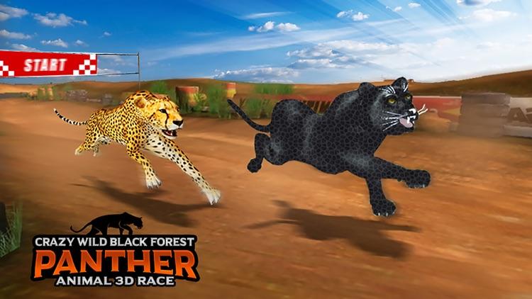 Crazy Wild Black Panther Race screenshot-4