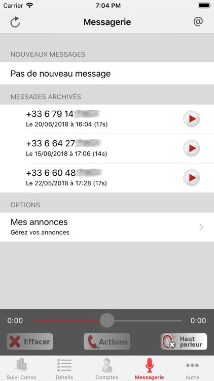 Mon compte pour Free Mobile screenshot-6