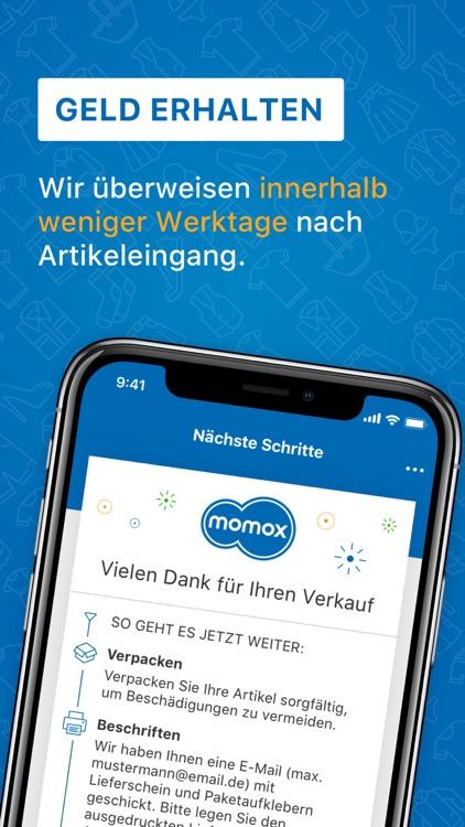 momox Kleidung verkaufen screenshot-3