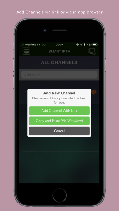 Download IPTV Television - M3U List for Android