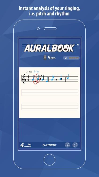 AURALBOOK for ABRSM Grade 4 screenshot-5