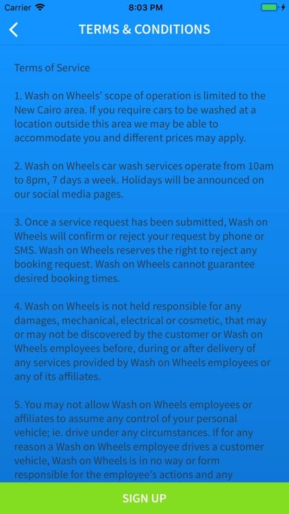 Wash on Wheels EG