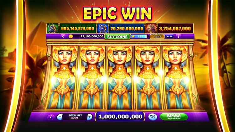 Billion Cash Slots-Casino Game screenshot-4