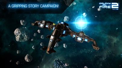 Galaxy on Fire 2™ HD screenshot 6