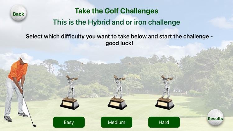 Golf Trainer screenshot-5