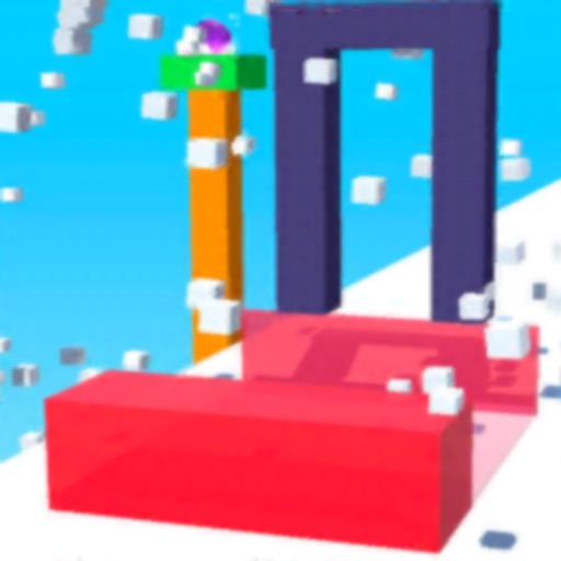 Jelly Games Shape Shifting 3D