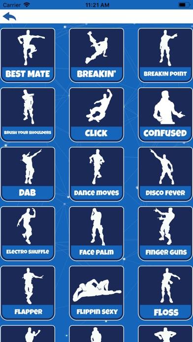 Dance Emotes App For Fortnite Info