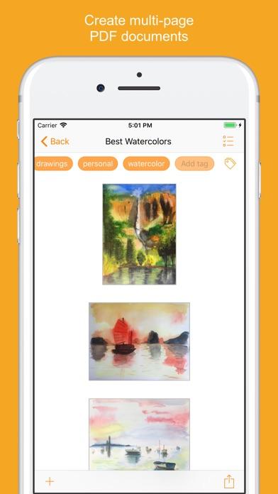 Genius Scan+ - PDF Scanner Screenshots