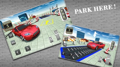 Drive & Educate Parking Game-2