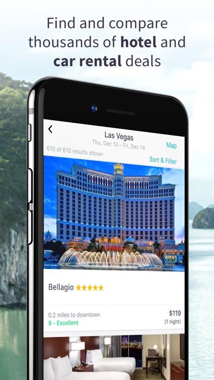 Skyscanner Flights Hotels Cars screenshot-4