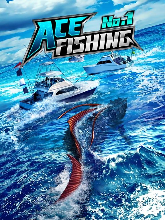 Улётный клёв: рыбалка в 3D на iPad