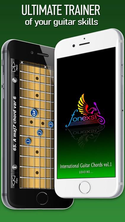 International Guitar Chords screenshot-4