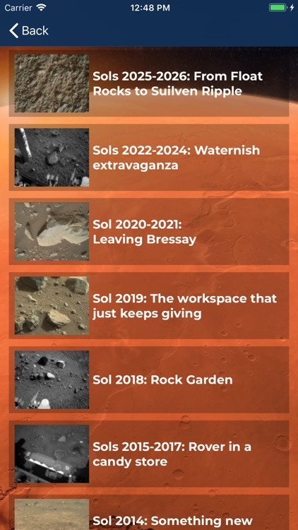 NASA Be A Martian screenshot-4