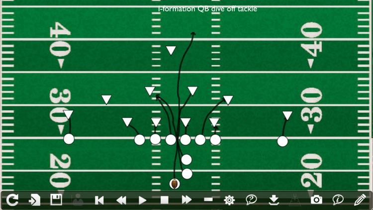 Football Play Designer screenshot-3