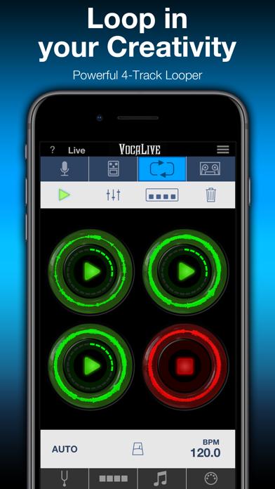 Screenshot #3 pour VocaLive CS