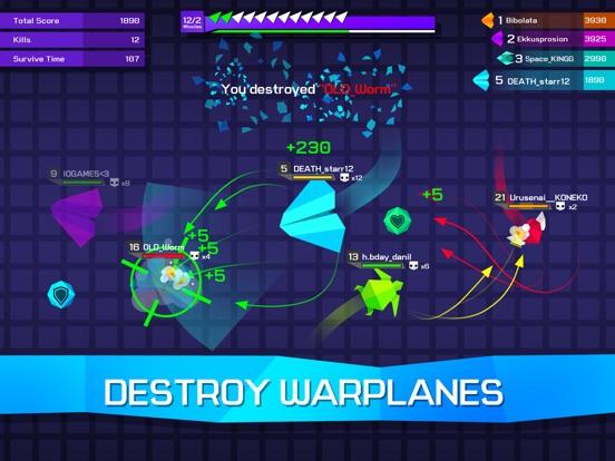 SkyRoyale.io Sky Battle Royale screenshot 7