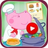 Food blogger: Cooking master