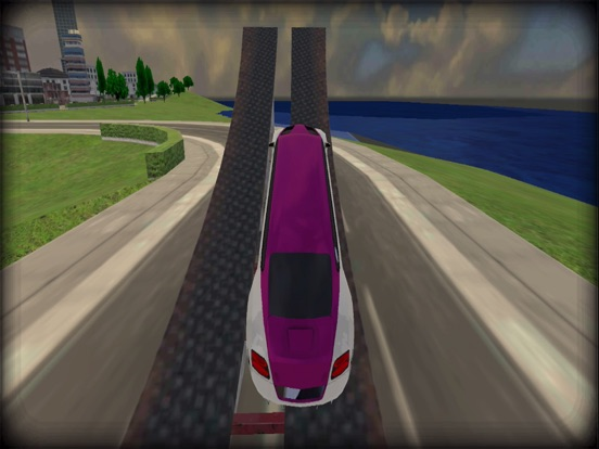 Limo Driving Stunt Car Driver-ipad-1