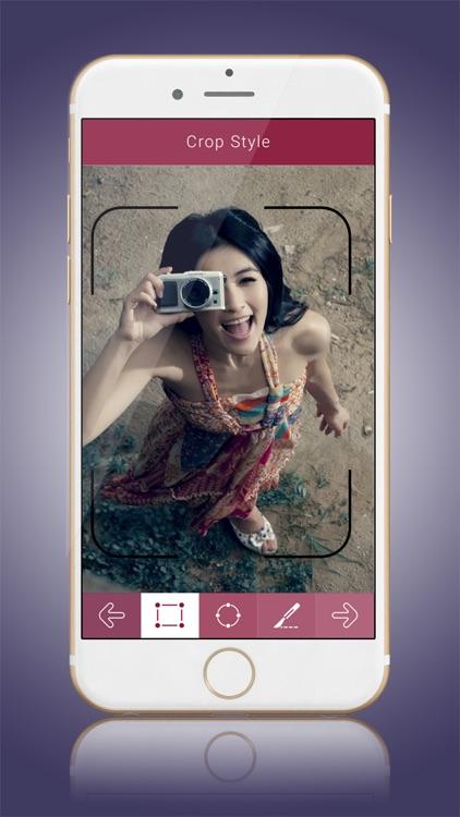 Invert Background Maker Lite screenshot-3