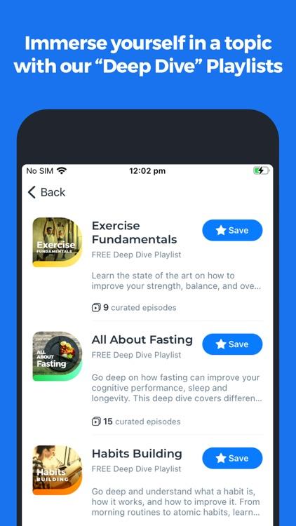 The Podcast App screenshot-7