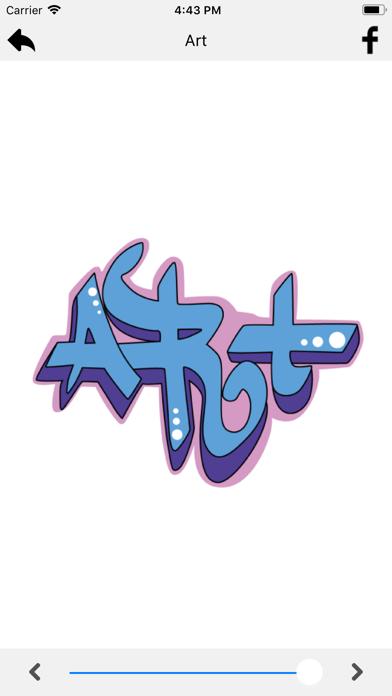 Draw Graffiti 3d screenshot 4