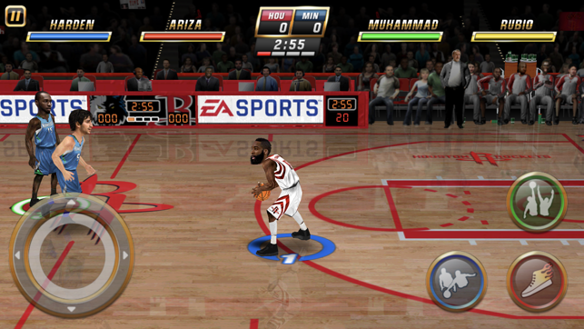 efed6a3b461  NBA JAM by EA SPORTS™ on the App Store