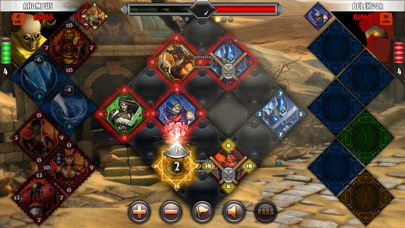 Screenshot 1 Rhombus Legends