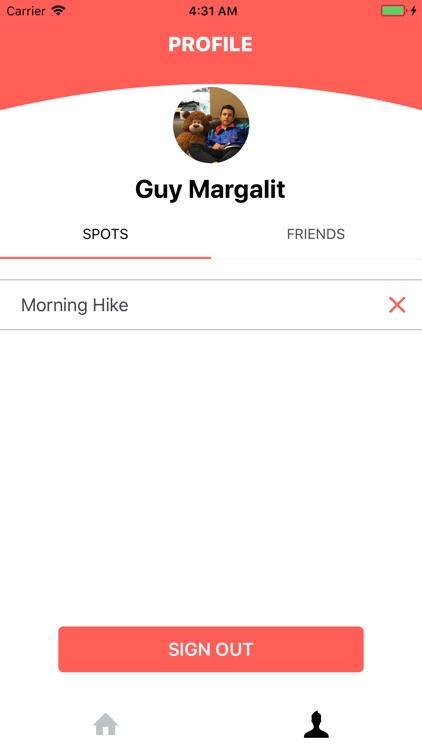 Hotspot - Share Events Nearby screenshot-5