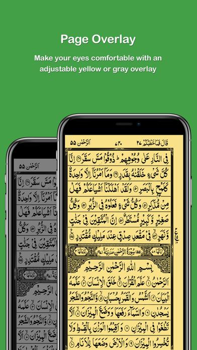 HOLY QURAN - القرآن الكريم screenshot three