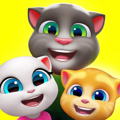汤姆猫总动员 - 你的朋友们都在这!
