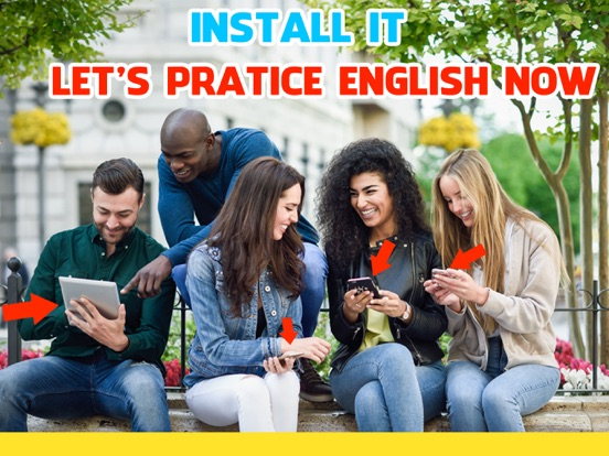 Learn English with TED Talks-ipad-4