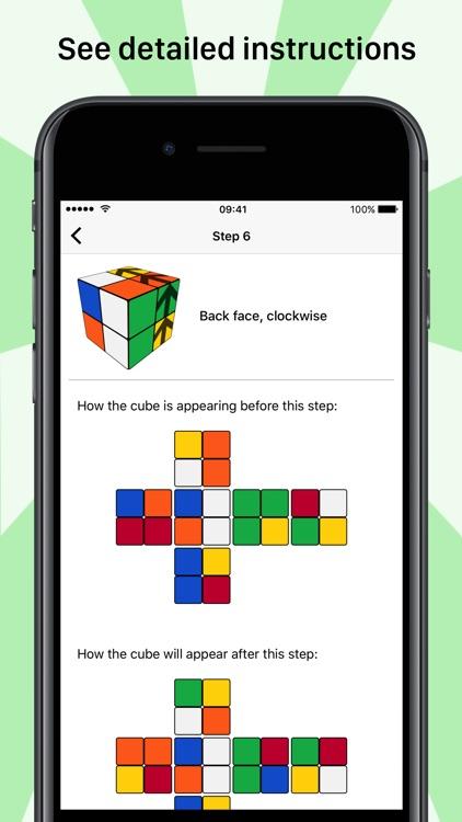 Magic Cube Solver screenshot-3