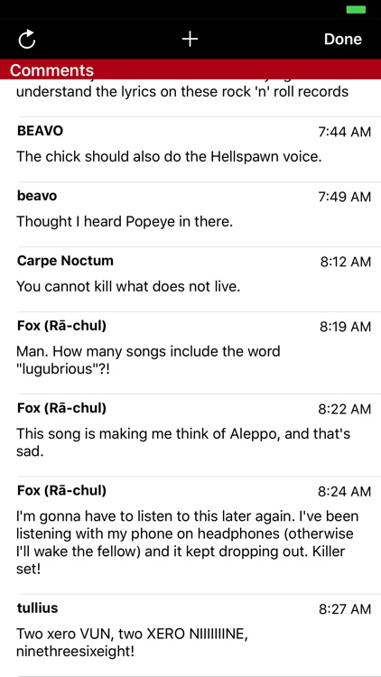 WFMU Radio screenshot-3