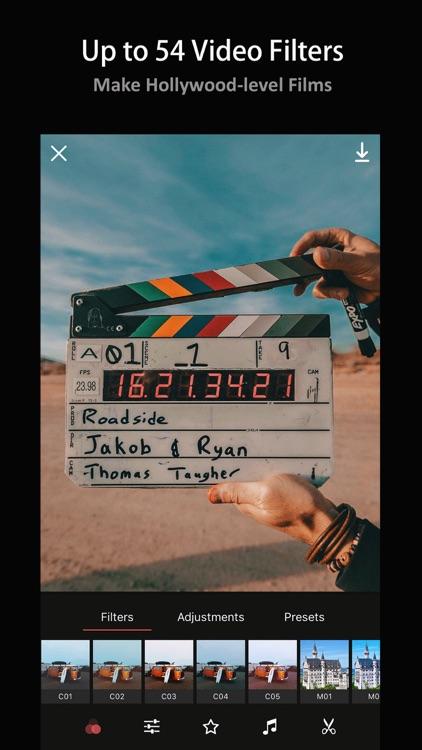 Mue - Video Editor & FilmMaker screenshot-5