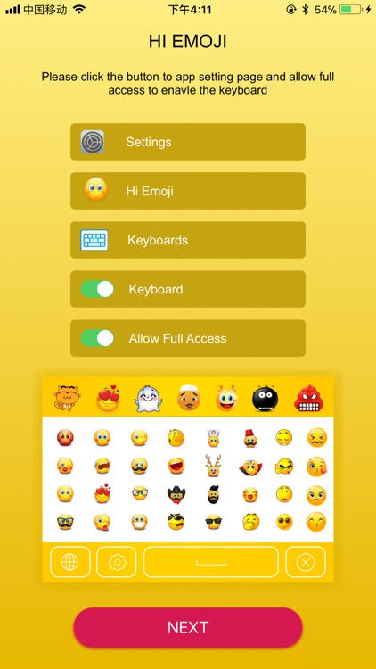 Hi Emoji:Fun screenshot-2