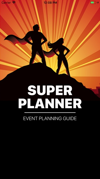 Super Planner - Event Planning screenshot-0